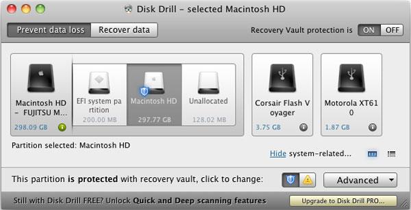 disk drill mac stack social