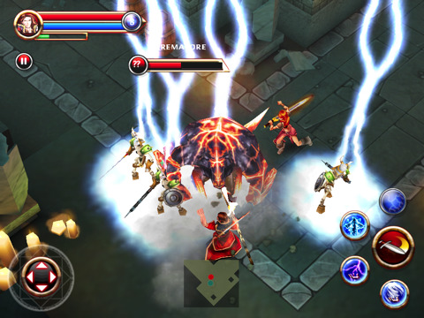 Dungeon Hunter iPad