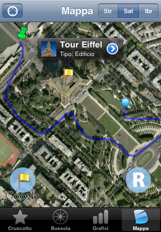 EasyTrails GPS 4