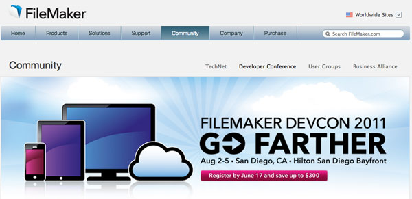 FileMaker Developer Conference