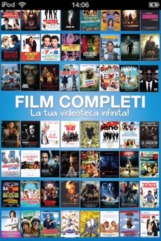 Film Completi per iPhone e iPad