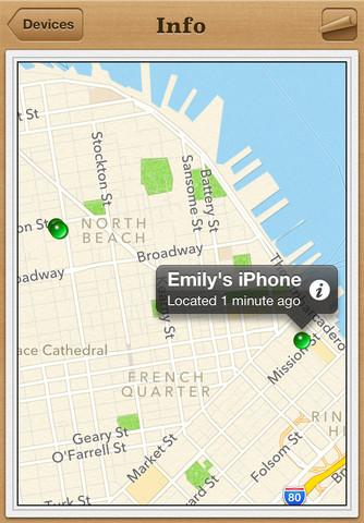 Trova il mio iPhone (Find my iPhone)