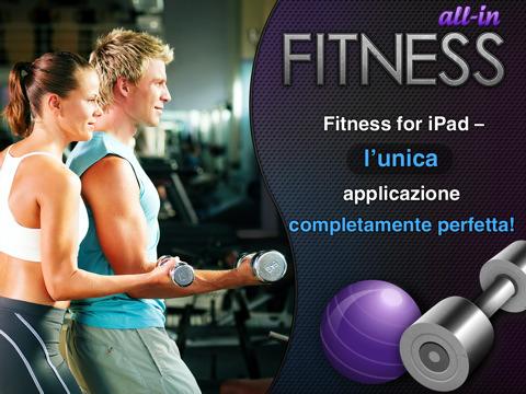 Fitness per iPad