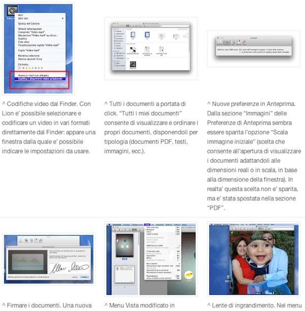 guida a Lion OS X 10.7