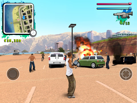 Gangstar iPad