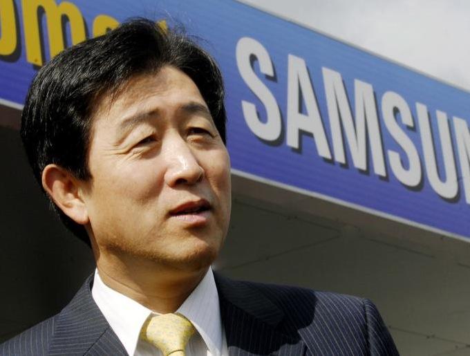 Gee-Sung Choi, Ceo di Samsung