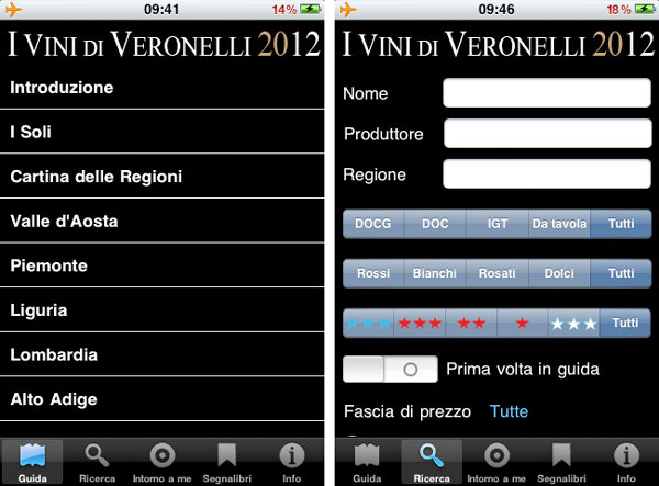 guida vini veronelli 2012
