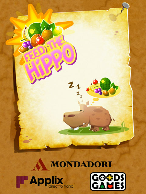 Feed the Hippo - Mondadori iPhone e iPad