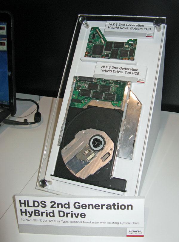 Hitachi Hybrid - Ceatec 2010