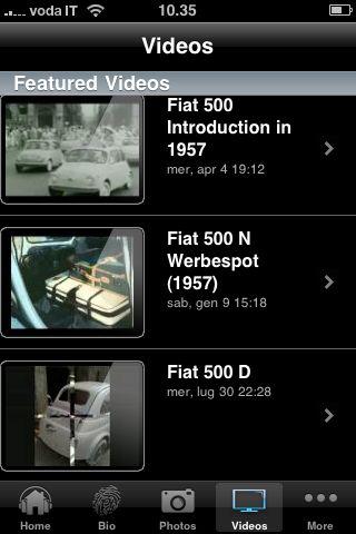 i500 History