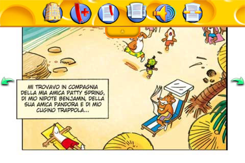 iComics Geronimo Stilton