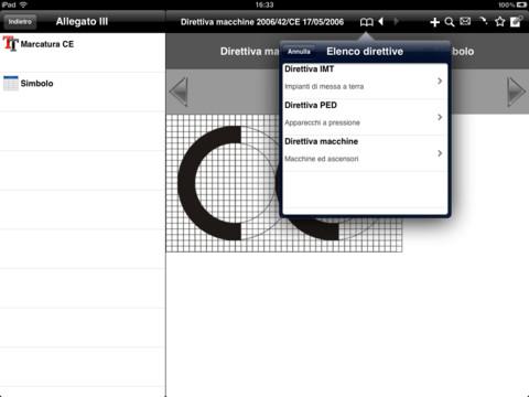 iDirettiveH per iPad