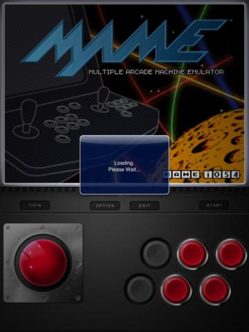iMAME per iPad