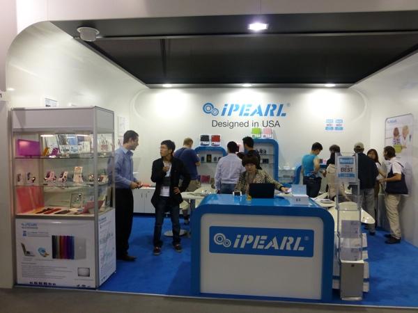 iPearl stand IFA 2012