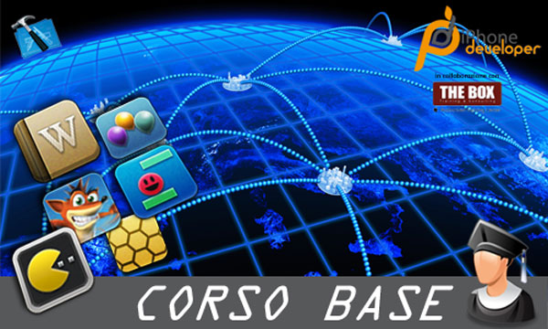 Corso BASE di programmazione iOS