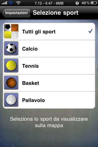 iZuego per iPhone