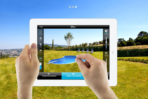 iBlue PhotoPool for iPhone