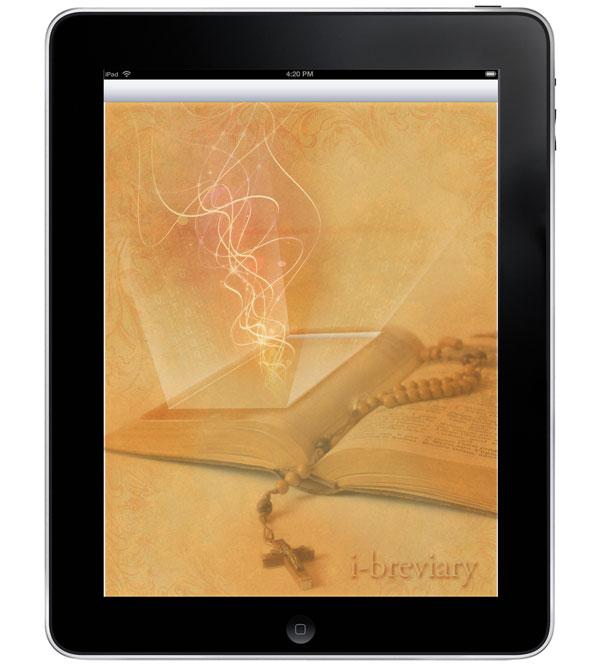 ibreviary iPad