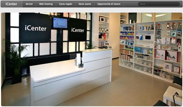 iCenter centro autorizzato apple lugano svizzera