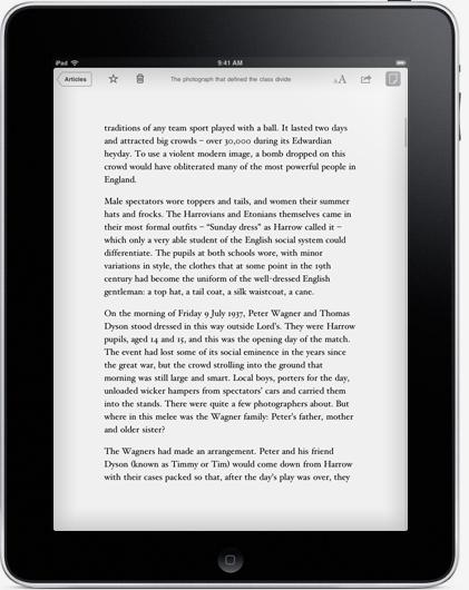PhotoForge iPad