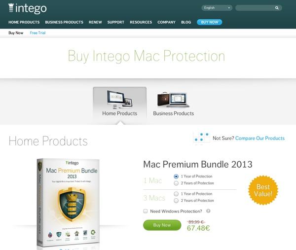 intego Mac Premium Bundle 2013