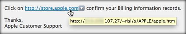 Intego phishing Xmas 2011