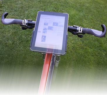 iPad a tavoletta
