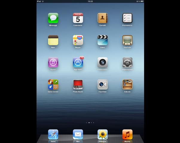 iPad mini 7,85 pollici