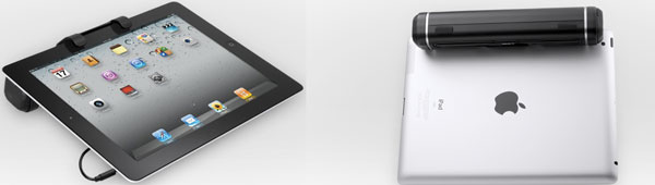 tablet speaker ipad