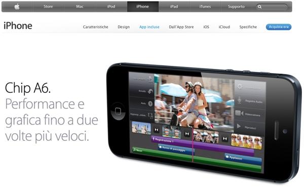 iPhone 5 600