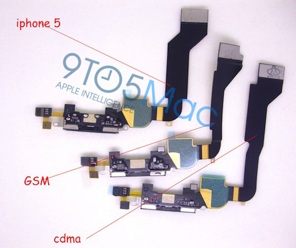 iPhone 5 scheda