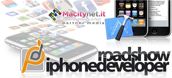Roadshow iPhoneDeveloper a Bologna