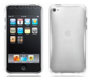 iPod touch 4 rendering