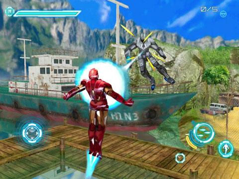 Iron Man 2 iPad