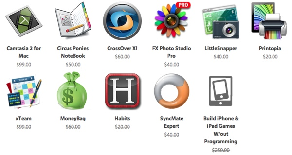 iStack Mac Bundle 2.0: 10 utility e software per Mac con il 93% di sconto