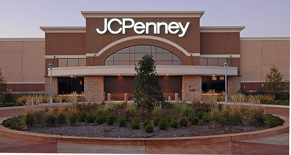 JC Penney Store fronte