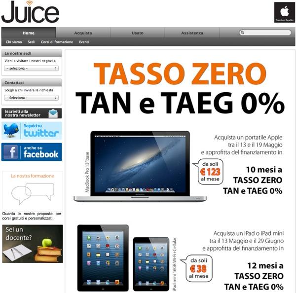 Tasso Zero Juice