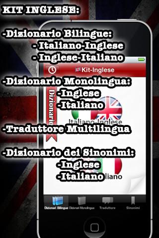 Kit Inglese