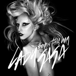 lady gaga born this way