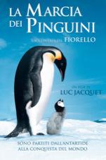 la marcia dei pinguini