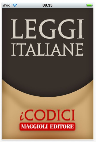 leggi italiane