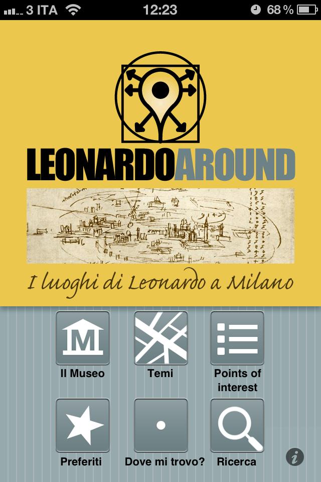 Leonardo Around