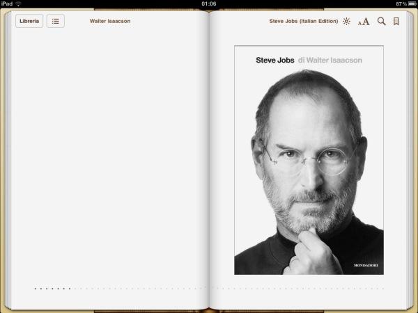 Steve Jobs isaacson ibookstore