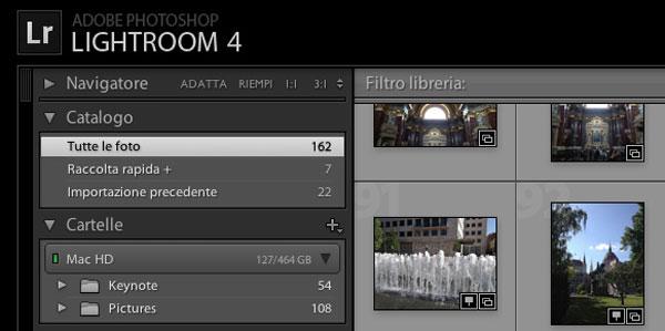Adobe Lightroom 4