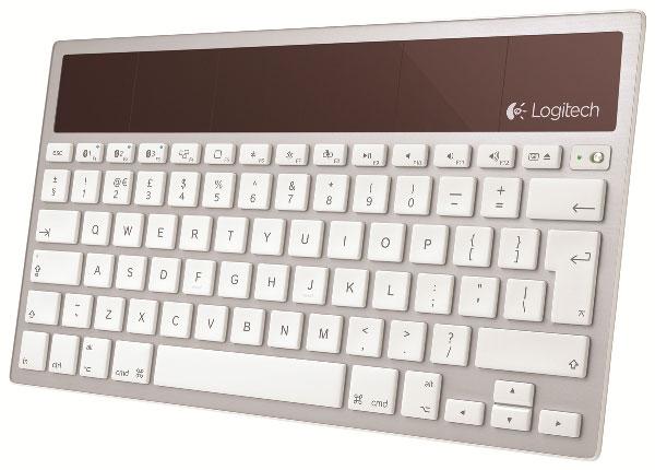 Logitech Wireless Solar K760