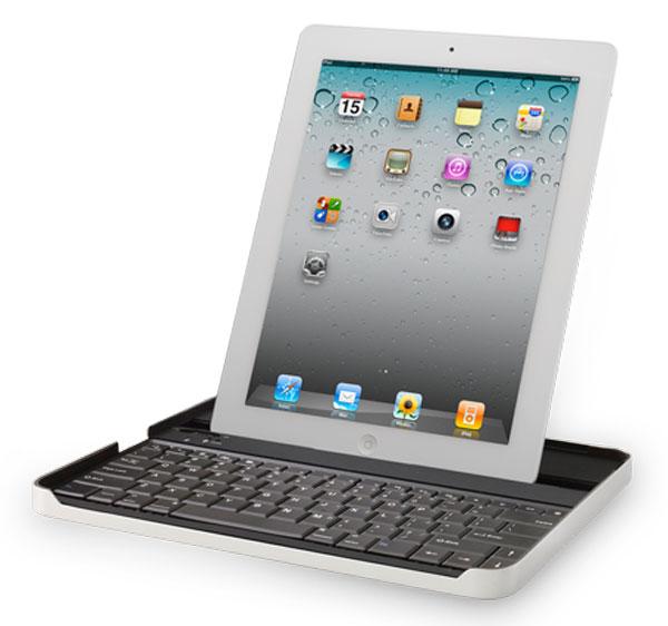 Logitech Keyboard Case per iPad 2