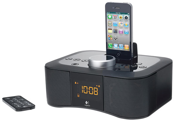 Clock Radio Dock S400i Logitech