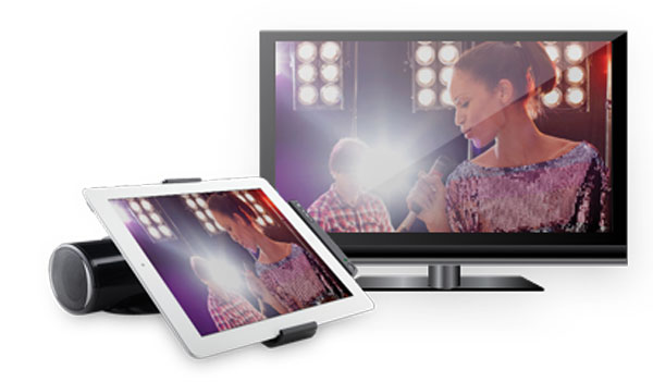 Logitech AV Stand per iPad
