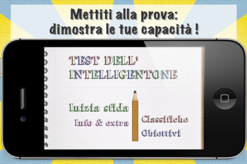 Test dell'Intelligentone per iPhone