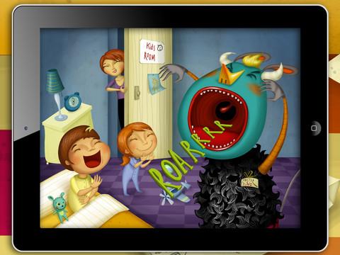Il Mostro Pino e crea il tuo Mostro – libro gioco animato
